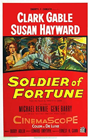 Soldier Of Fortune full movie streaming