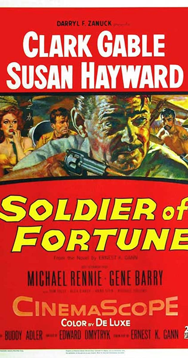 Subtitle of Soldier of Fortune
