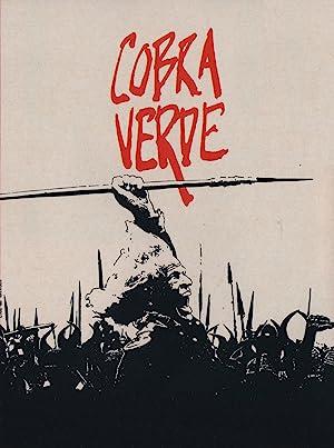 Where to stream Cobra Verde