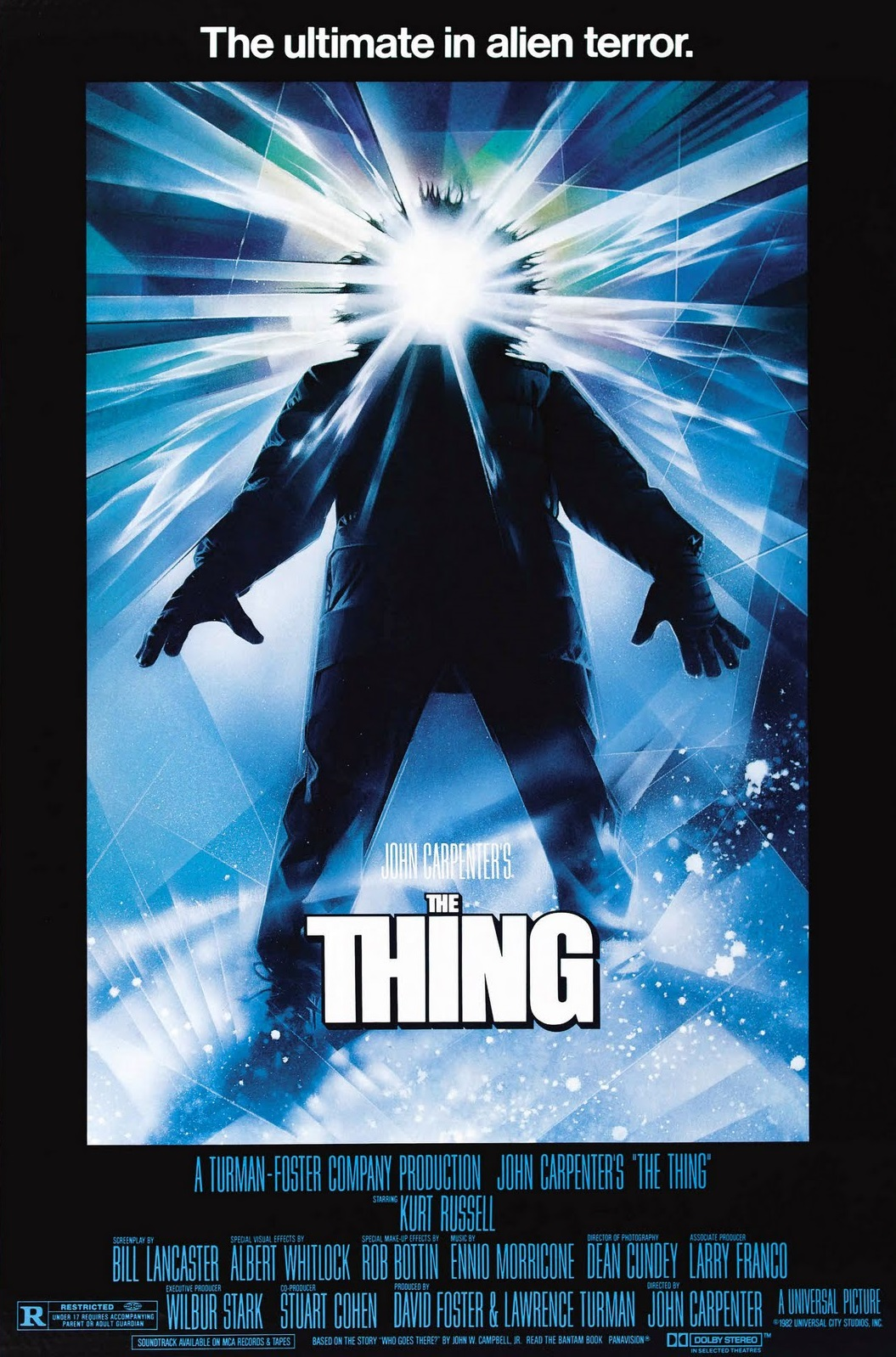 The Thing (1982) BluRay 480p, 720p & 1080p