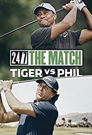 24/7 The Match: Tiger vs. Phil Poster