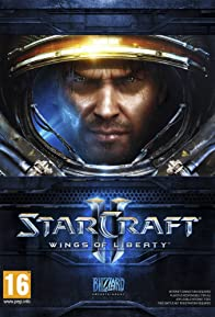 Primary photo for StarCraft II: Wings of Liberty