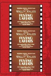 Flying Lariats Poster