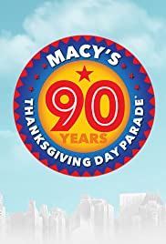 90th Annual Macy's Thanksgiving Day Parade Poster