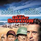 Kirk Douglas, Frank Sinatra, John Wayne, and Yul Brynner in Cast a Giant Shadow (1966)