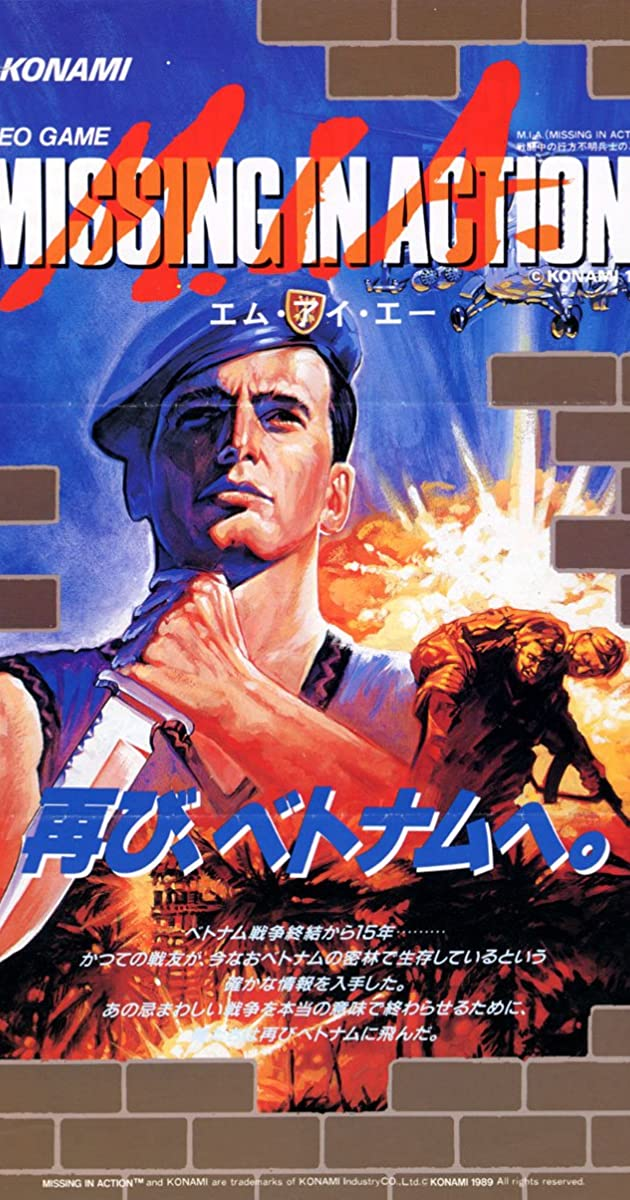 M.I.A.: Missing In Action (Video Game 1989)   IMDb