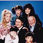 Joseph Bologna, Tisha Campbell, Kimiko Gelman, Blanca De Garr, Bridget Michele, Douglas Seale, and Heidi Zeigler in Rags to Riches (1987)