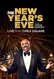 New Year's Eve with Steve Harvey Poster