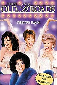 Elizabeth Taylor, Shirley MacLaine, Joan Collins, and Debbie Reynolds in These Old Broads (2001)