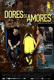 Milhem Cortaz and Fabiula Nascimento in Dores de Amores (2013)