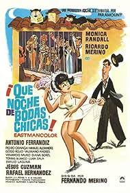 ¡Qué noche de bodas, chicas! (1972)
