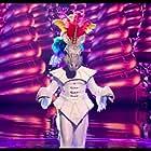 Jake Shears in The Masked Singer UK (2020)
