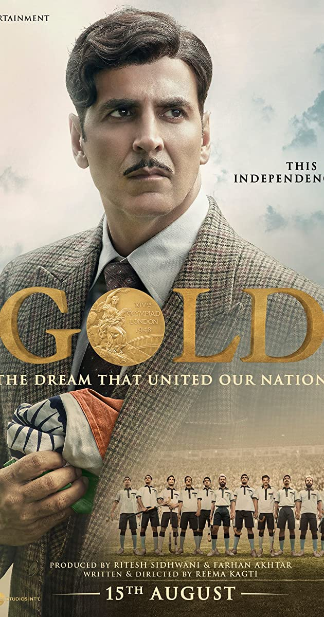 gold film 2019 stream