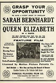 Les amours de la reine Élisabeth Poster