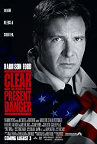 Harrison Ford in Clear and Present Danger (1994)