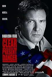 Clear and Present Danger แผนอันตรายข้ามโลก