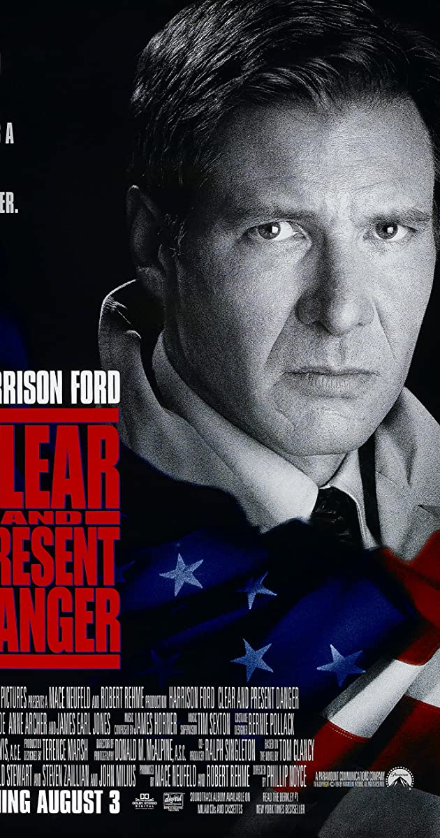 Clear and Present Danger (1994) - IMDb