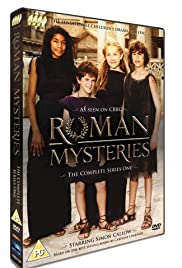 Roman Mysteries Poster