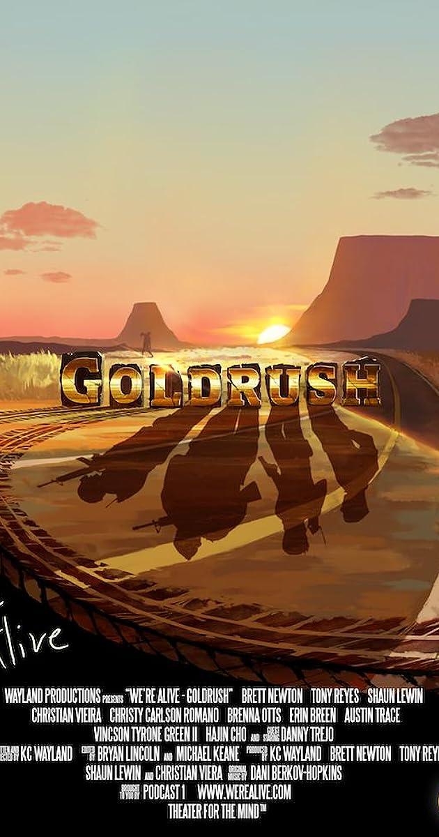 descarga gratis la Temporada 1 de We're Alive: Goldrush o transmite Capitulo episodios completos en HD 720p 1080p con torrent