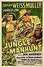 Jungle Manhunt (1951) Poster