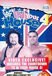 WWF in Your House 4 Poster
