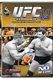 UFC 12: Judgement Day Poster