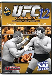 Primary photo for UFC 12: Judgement Day