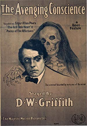 D.W. Griffith The Avenging Conscience: or 'Thou Shalt Not Kill' Movie