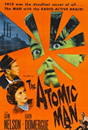 The Atomic Man Poster