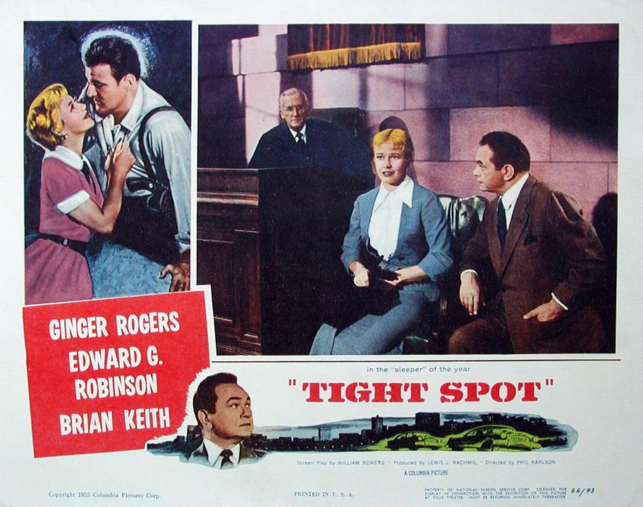 Tight Spot (1955)