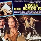 Barbara Bach, Claudio Cassinelli, Beryl Cunningham, and Richard Johnson in L'isola degli uomini pesce (1979)