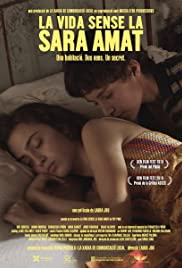 La vida sense la Sara Amat Poster