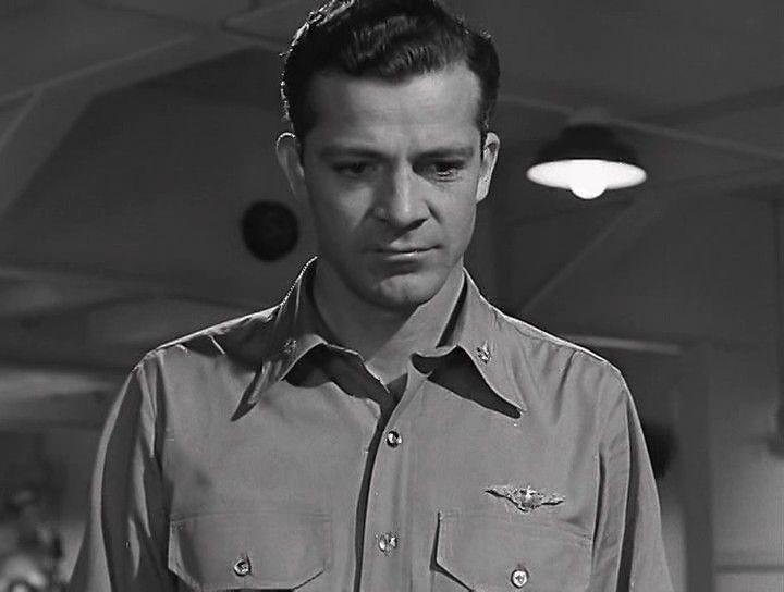 Dana Andrews in Wing and a Prayer (1944)