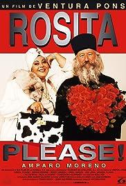Rosita, please! Poster