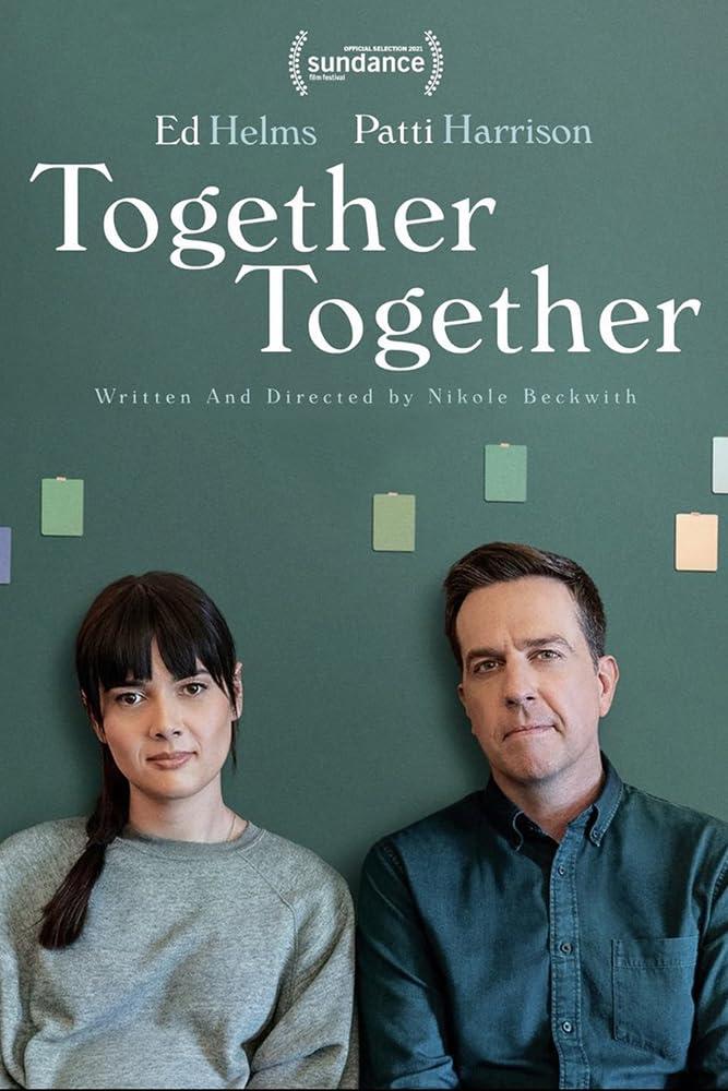 Promotional poster for TOGETHER TOGETHER