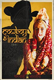 Cowboy and Indian Poster