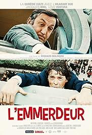 L'emmerdeur(1973) Poster - Movie Forum, Cast, Reviews