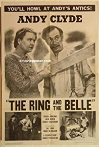 Primary photo for The Ring and the Belle