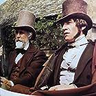 Bryan Marshall and Richard Vernon in Persuasion (1971)