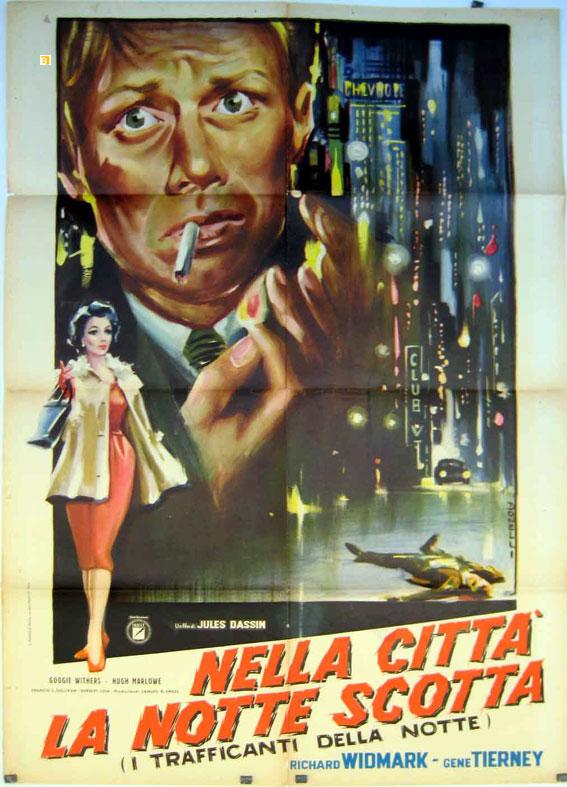 night and the city 1950 movie