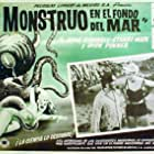 Anne Kimbell and Wyott Ordung in Monster from the Ocean Floor (1954)