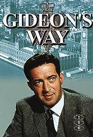 Gideon C.I.D. Poster