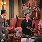 Jan Holden, Guy Middleton, Noel Trevarthen, and Mary Laura Wood in Escort for Hire (1960)
