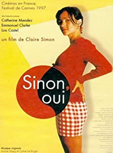 Watching new movie Sinon, oui by Claire Simon [320x240]