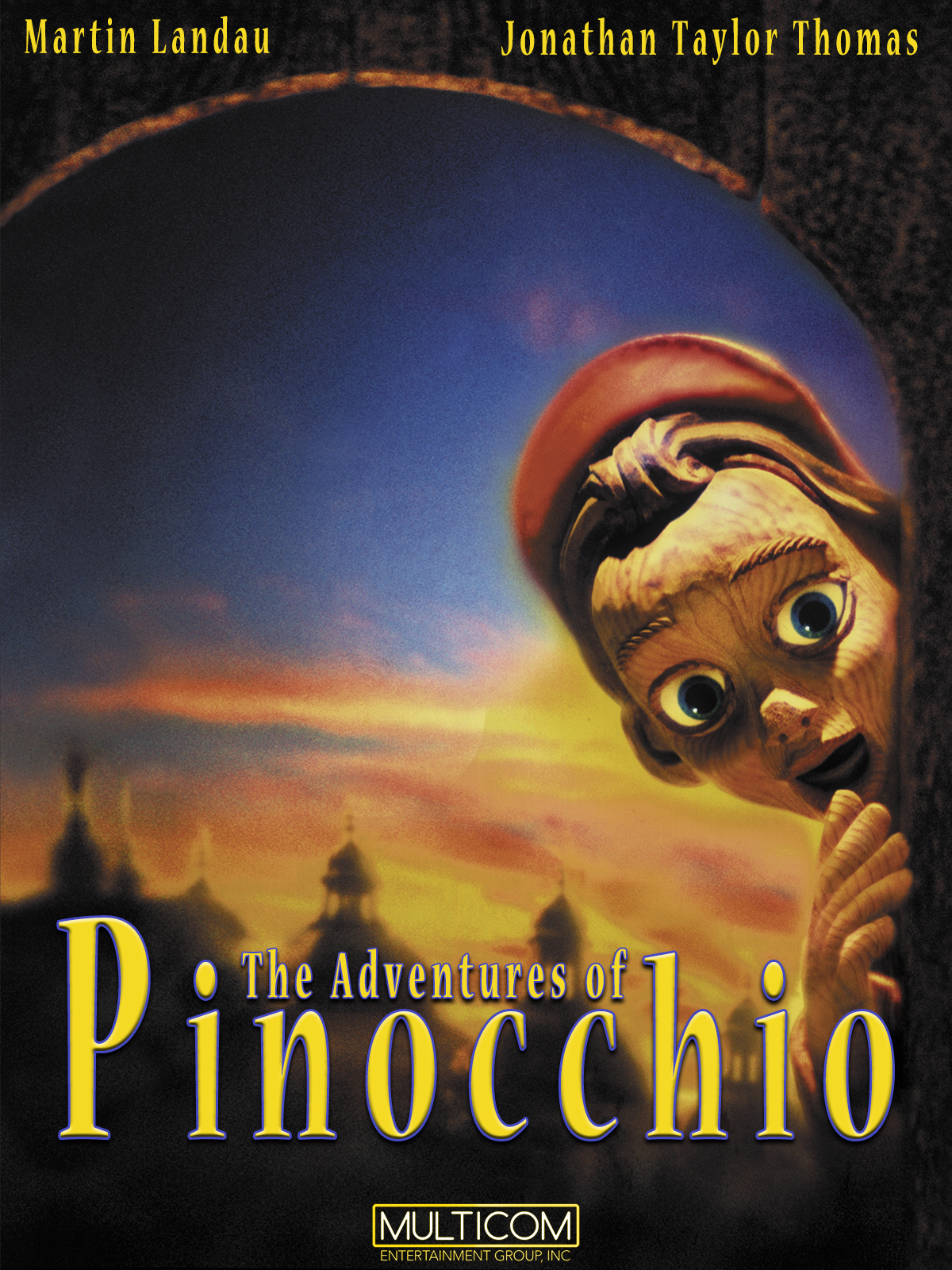 As Aventuras de Pinocchio [Dub] – IMDB 5.2