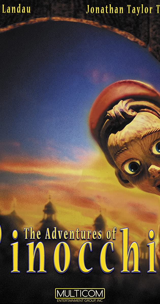 The Adventures of Pinocchio (1996) - The Adventures of Pinocchio