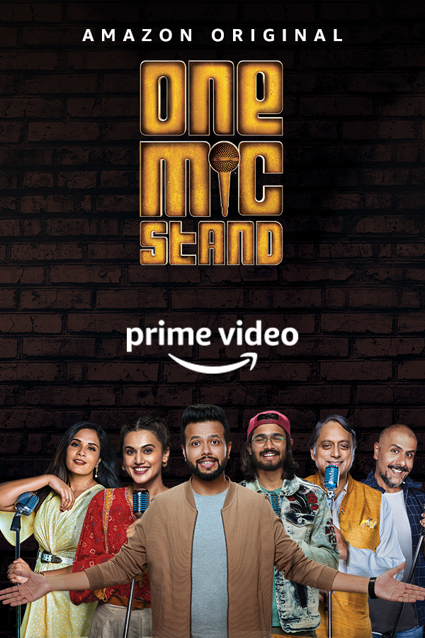 One Mic Stand Season 01 720p WEB-DL x264 AAC DD 5.1 COMPLETE [Zip]