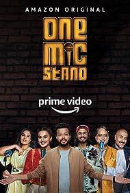 Shashi Tharoor, Vishal Dadlani, Richa Chadha, Taapsee Pannu, Sapan Verma, and Bhuvan Bam in One Mic Stand (2019)