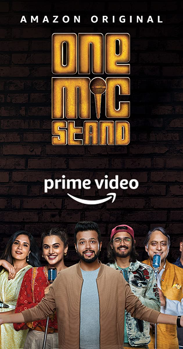 descarga gratis la Temporada 1 de One Mic Stand o transmite Capitulo episodios completos en HD 720p 1080p con torrent