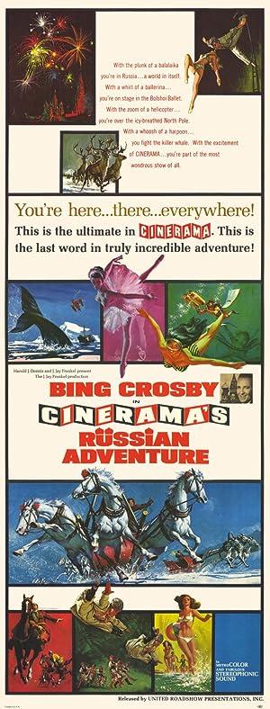 Where to stream Cinerama's Russian Adventure